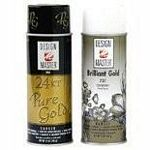 Metallic Spray Paints